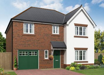 "Thumbnail 4 bed detached house for sale in ""Alvechurch"" at Boundary Park, Parkgate, Neston"