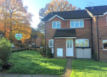 Thumbnail 2 bed end terrace house to rent in Shaftesbury Mount, Blackwater, Camberley