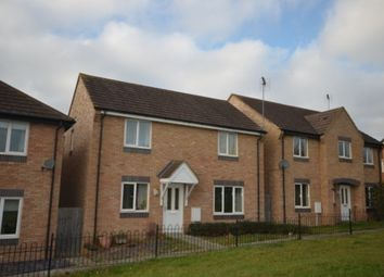 Thumbnail 4 bed detached house to rent in Salisbury Walk, Oakley Vale, Corby
