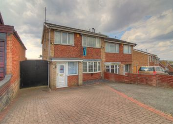 Thumbnail 3 bed semi-detached house for sale in Bambury Street, Adderley Green, Stoke-On-Trent
