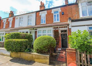 Thumbnail 2 bed terraced house for sale in Trent Avenue, London