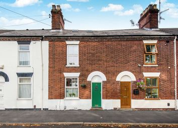 Thumbnail 3 bed terraced house for sale in Willis Street, Norwich
