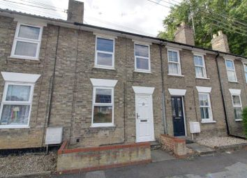 Thumbnail 2 bed terraced house to rent in Crown Street, Stowmarket