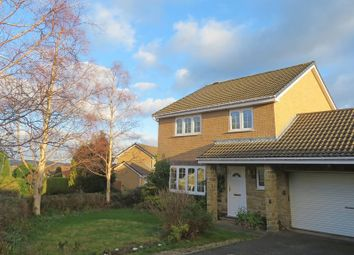 Thumbnail 4 bed detached house for sale in Milburn Close, Hexham