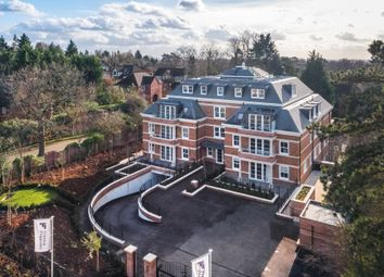Thumbnail 3 bed flat for sale in Apartment 4, The Hudson, 32 Eastbury Avenue, Northwood, Middlesex