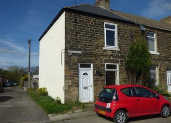 Thumbnail 2 bed end terrace house for sale in Cross Street, Croxdale, Durham, County Durham