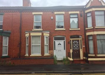 Thumbnail 3 bed terraced house for sale in Garmoyle Road, Wavertree, Liverpool