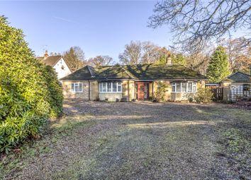 Reading Road, Finchampstead, Wokingham, Berkshire RG40. 4 bed bungalow