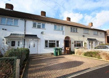 Thumbnail 3 bed terraced house to rent in Ensign Way, Stanwell, Staines-Upon-Thames, Surrey