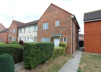 Thumbnail 3 bed end terrace house to rent in Jacinth Drive, Sittingbourne