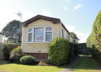 Thumbnail 1 bed mobile/park home for sale in Dee Road, Willows Riverside Park, Windsor