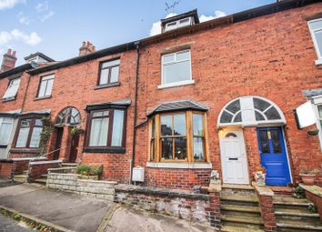 3 bed terraced house for sale in Cruso Street, Leek, Staffordshire ST13