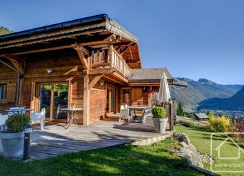 Thumbnail 6 bed chalet for sale in Rhône-Alpes, Haute-Savoie, La Côte-D'arbroz