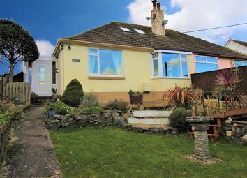 Thumbnail 3 bed semi-detached bungalow for sale in Marldon Road, Paignton