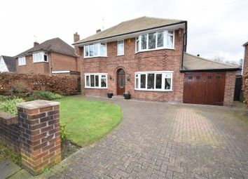 Thumbnail 4 bed detached house for sale in Woodkind Hey, Spital, Wirral