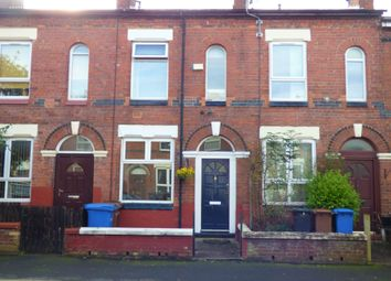 Thumbnail 2 bed terraced house for sale in Robinson Street, Stockport