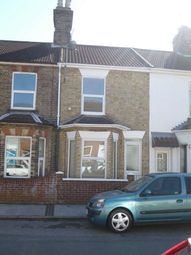 Thumbnail 3 bed terraced house to rent in Queens Road, Lowestoft