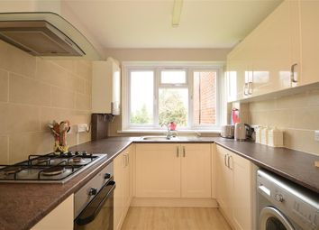 Thumbnail 2 bed flat for sale in Heathcote Grove, London