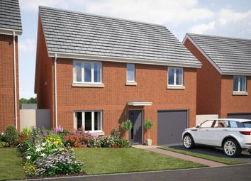 Thumbnail 4 bed link-detached house for sale in Kings Gate, Saxon Way, Kingsteignton, Devon