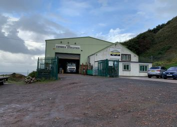 Thumbnail Industrial for sale in William Pitt Industrial Estate, Whitehaven, Cumbria
