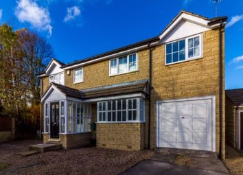 Thumbnail 5 bed detached house for sale in Edge Close, Sheffield
