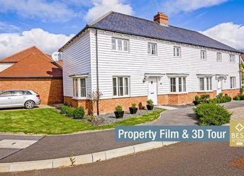 3 bed semi-detached house for sale in Weavers Lane, Hailsham BN27