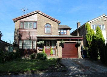 Thumbnail 4 bed detached house for sale in Eavesdale, Skelmersdale, Lancashire