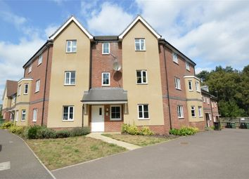 Thumbnail 2 bed flat for sale in Dr Torrens Way, New Costessey, Norwich, Norfolk