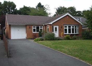Thumbnail 3 bed detached bungalow to rent in Milton Drive, Ravenshead, Nottingham