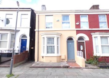 Thumbnail 2 bed end terrace house for sale in Ash Grove, Wavertree, Liverpool, Merseyside