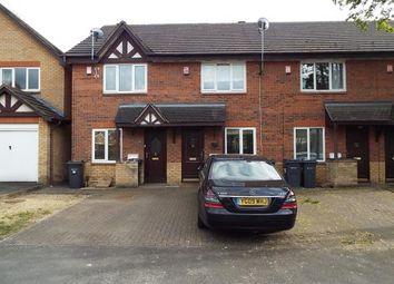 Thumbnail 2 bedroom terraced house for sale in Hawthorn Close, Erdington, Birmingham, West Midlands