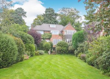 Thumbnail 4 bed detached house for sale in Castle Hill, Prestbury, Macclesfield, Cheshire