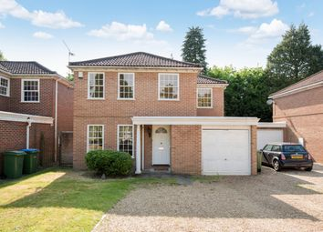 Thumbnail 4 bed detached house for sale in Stoneleigh Park, Weybridge