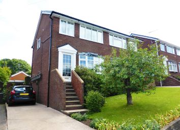 Thumbnail 3 bed semi-detached house for sale in Slaidburn Avenue, Chapeltown, Sheffield