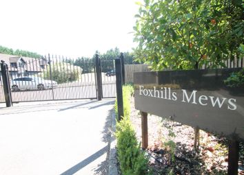 Thumbnail 2 bedroom cottage to rent in Foxhills Mews, Longcross Road, Ottershaw