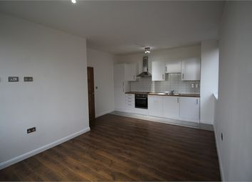 Thumbnail 1 bed flat to rent in Kingsbridge House, South Seventh Street, Milton Keynes