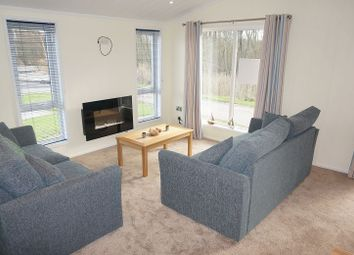 Thumbnail 3 bed lodge for sale in Sherwood, South Lakeland Leisure Village, Dock Acres, Borwick Lane, Carnforth