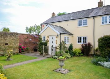 Thumbnail 3 bed cottage for sale in Hollyoak Terrace, Weston Favell Village, Northampton