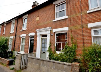 Thumbnail 3 bed terraced house for sale in Crowhurst Road, Colchester