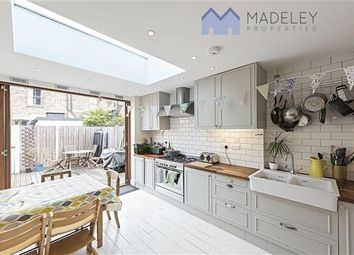 Thumbnail 3 bed terraced house to rent in Cranmer Ave, Northfields, London