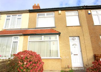 Thumbnail 3 bed terraced house to rent in Toronto Road, Horfield, Bristol