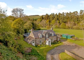 Thumbnail 4 bedroom detached house for sale in Kirkmichael, Blairgowrie, Perthshire