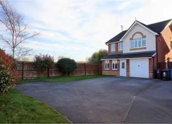 Thumbnail 4 bed detached house for sale in Shakespeare Avenue, Liverpool