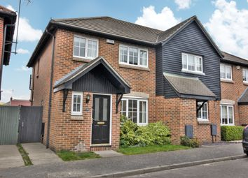 Thumbnail 3 bed end terrace house to rent in Magenta Close, Billericay