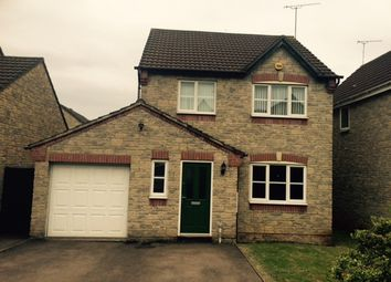 Thumbnail 3 bed detached house to rent in Primrose Drive, Milkwall, Coleford, Gloucestershire