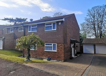 Thumbnail 4 bed detached house for sale in Downside Close, Eastbourne