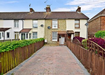 Thumbnail 2 bed terraced house for sale in Canterbury Road, South Willesborough, Kent