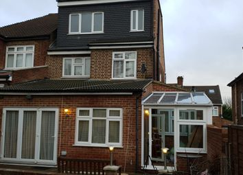 Thumbnail 6 bed terraced house to rent in Carnanton Road, London
