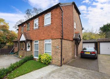Thumbnail 2 bed semi-detached house for sale in Cherry Orchard, Ditton, Aylesford, Kent