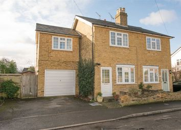 Thumbnail 3 bed semi-detached house for sale in Thistlecroft Road, Hersham, Walton-On-Thames